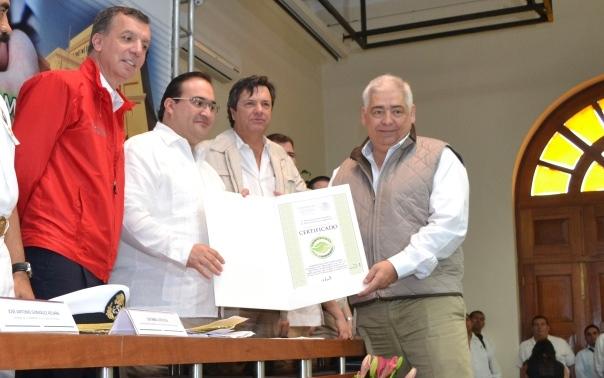 APIVER REVALIDATES Clean industry certificate