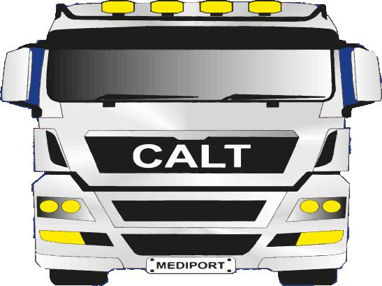 Centro de Atención Logística al Transporte CALT