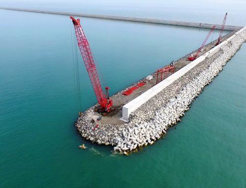 Nuevo puerto de Veracruz será un gran corredor industrial